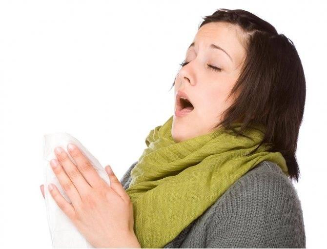Зуд в гортани и кашель что это