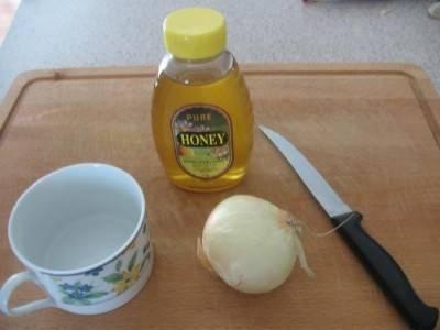 Применение лука с сахаром при кашле у детей