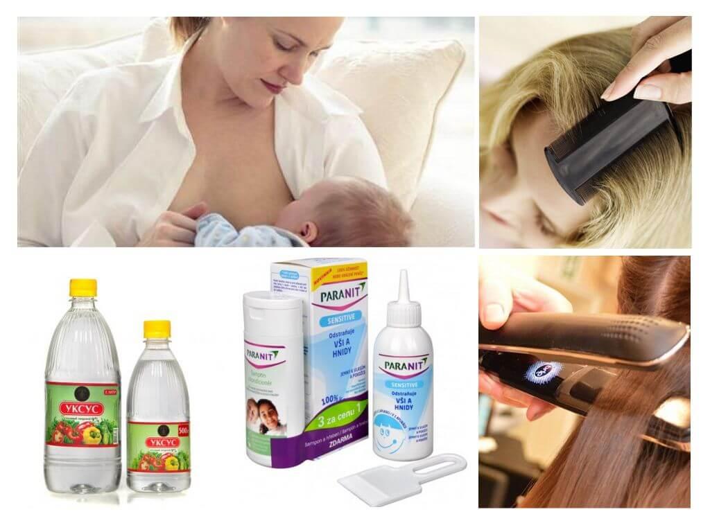 Обзор средств от вшей и гнид для беременных и кормящих мам