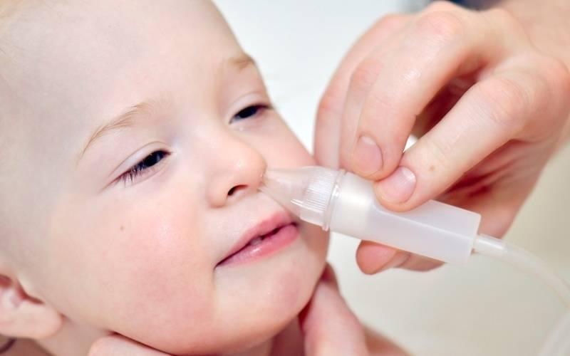 как быстро вылечить насморк у ребенка 3 года