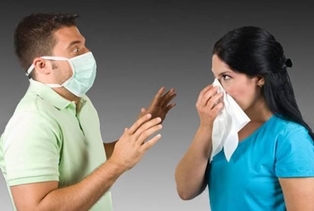 Можно ли заразиться ангиной воздушно капельным путем