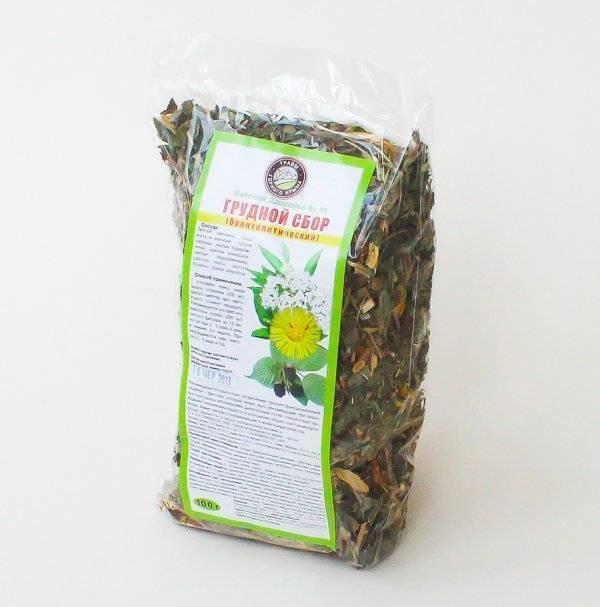 Какой чай помогает при кашле