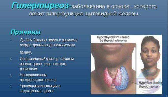 Удаление щитовидной железы последствия