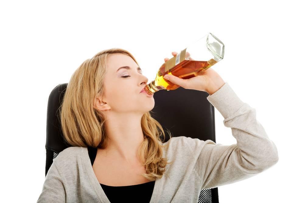 Как женщине самостоятельно бросить пить алкоголь