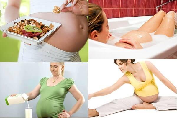 профилактика геморроя после родов