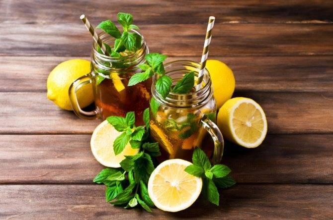 можно ли лимон при ангине