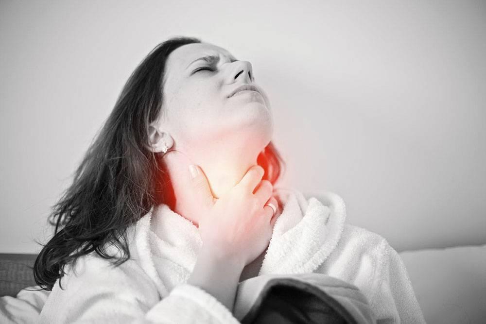 Что такое катаральная ангина?