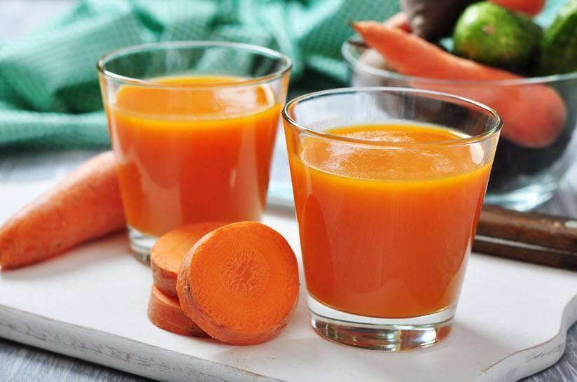 Чем полезен морковный сок - как пить морковный сок и лечение соком моркови