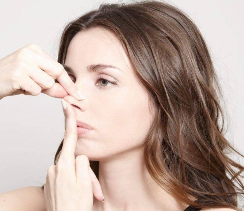 Нос картошкой как исправить в домашних условиях