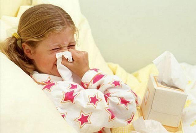 зеленые сопли у детей лечение