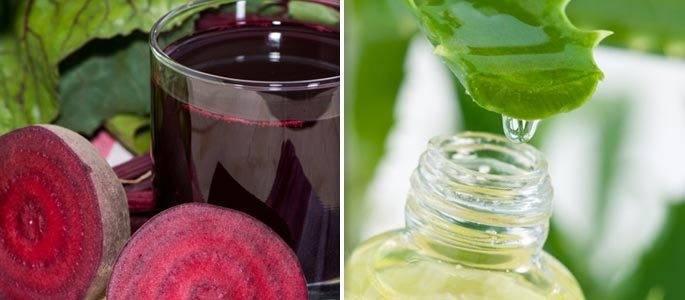 Симптомы гайморита и лечение свекольным соком