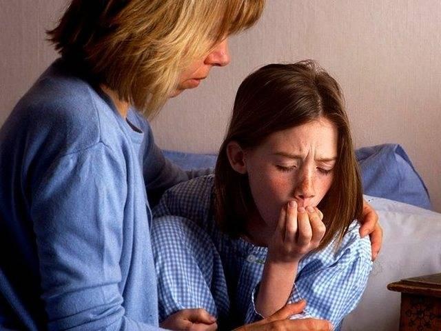 Сухой кашель по вечерам у взрослого
