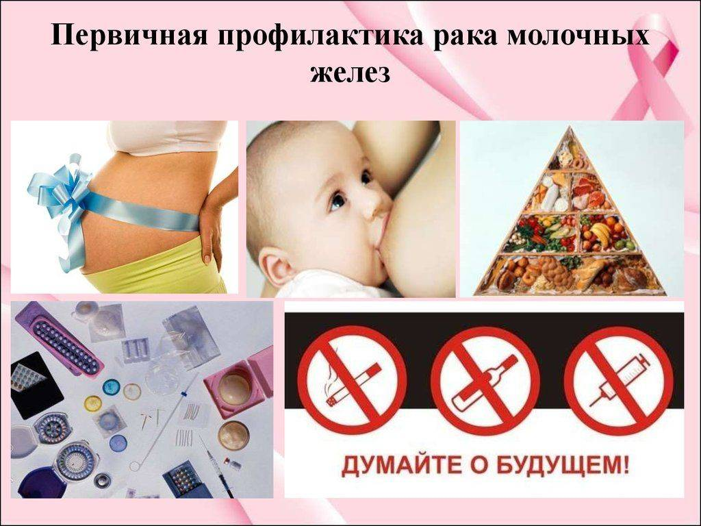 Профилактика рака: кормить грудью, отказаться от сладкого или сделать мастэктомию? что делать для профилактики рака груди