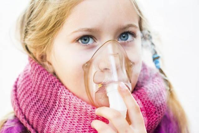 кашель с хрипом у ребенка