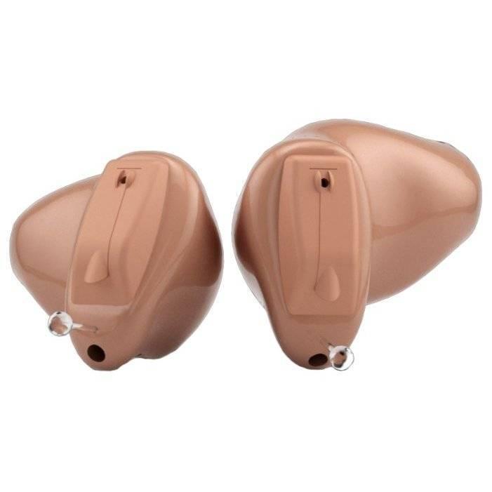 Внутриканальные слуховые аппараты
