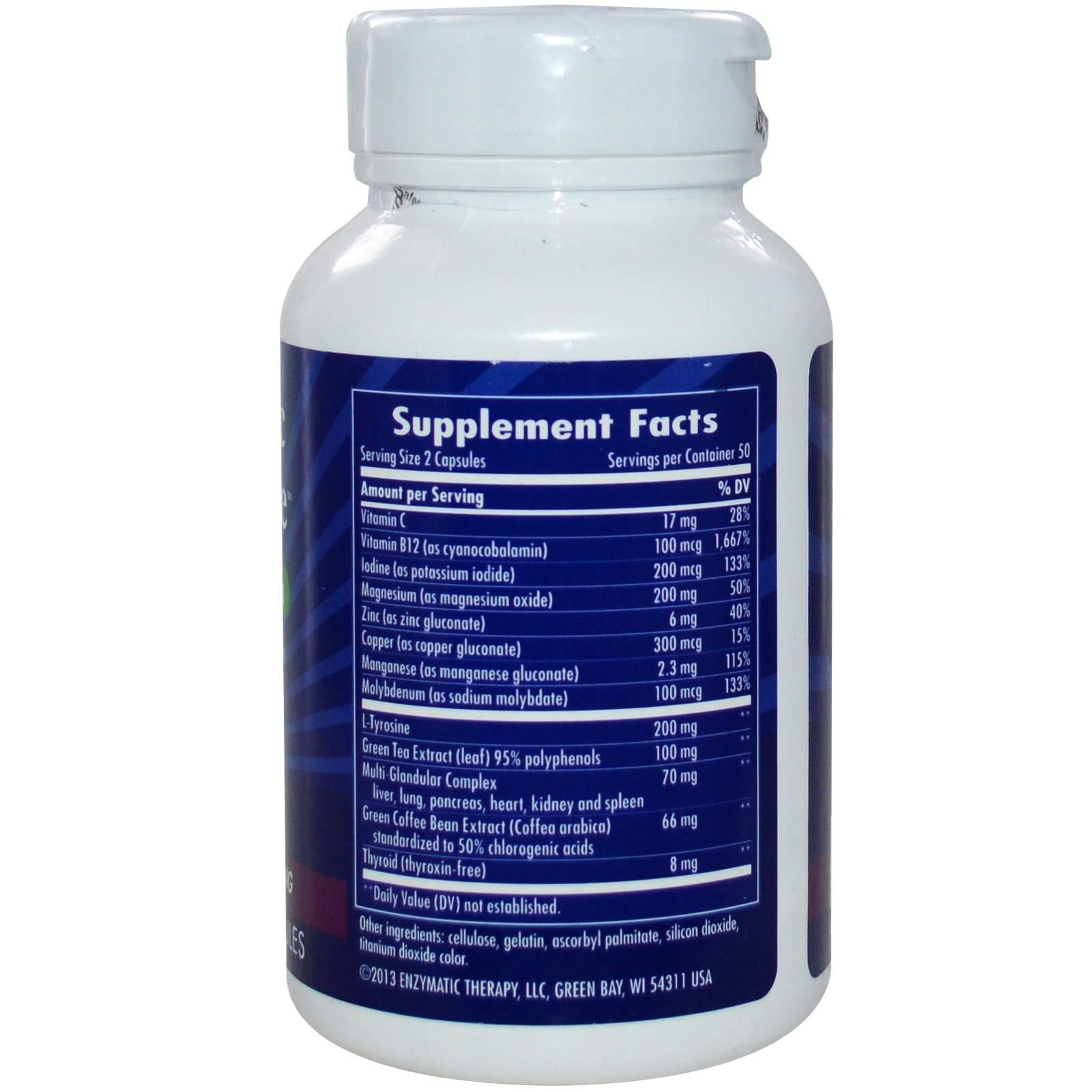 Значение витаминов для щитовидной железы