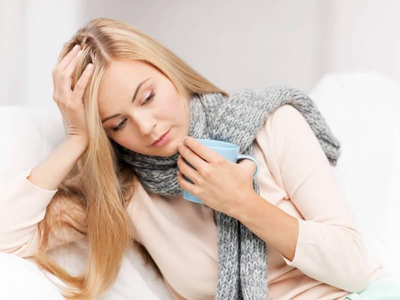 боль в горле во время беременности
