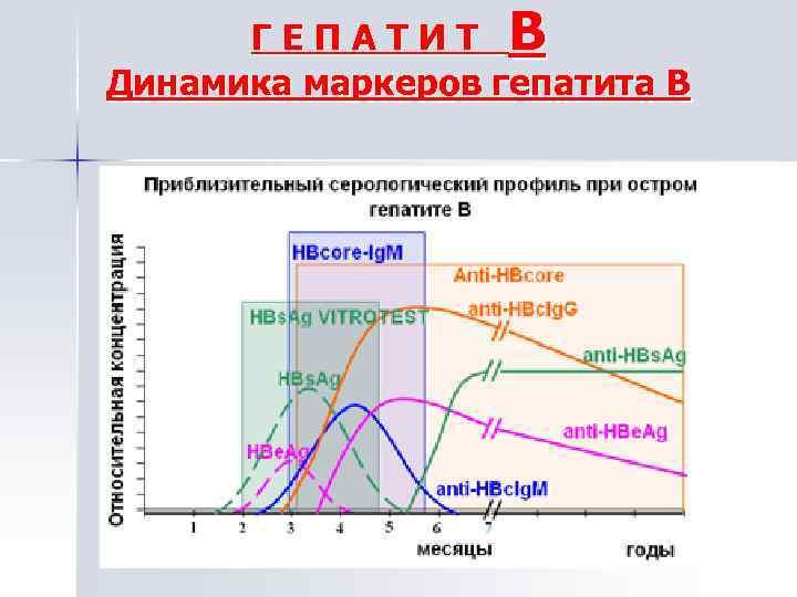 Маркеры гепатита а, с. в и их расшифровка анализов