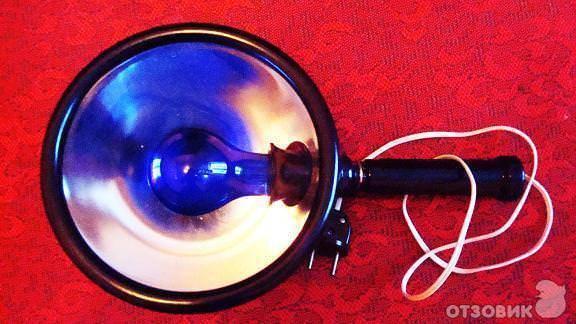 Можно ли греть нос при гайморите солью и яйцом, синей и красной лампой