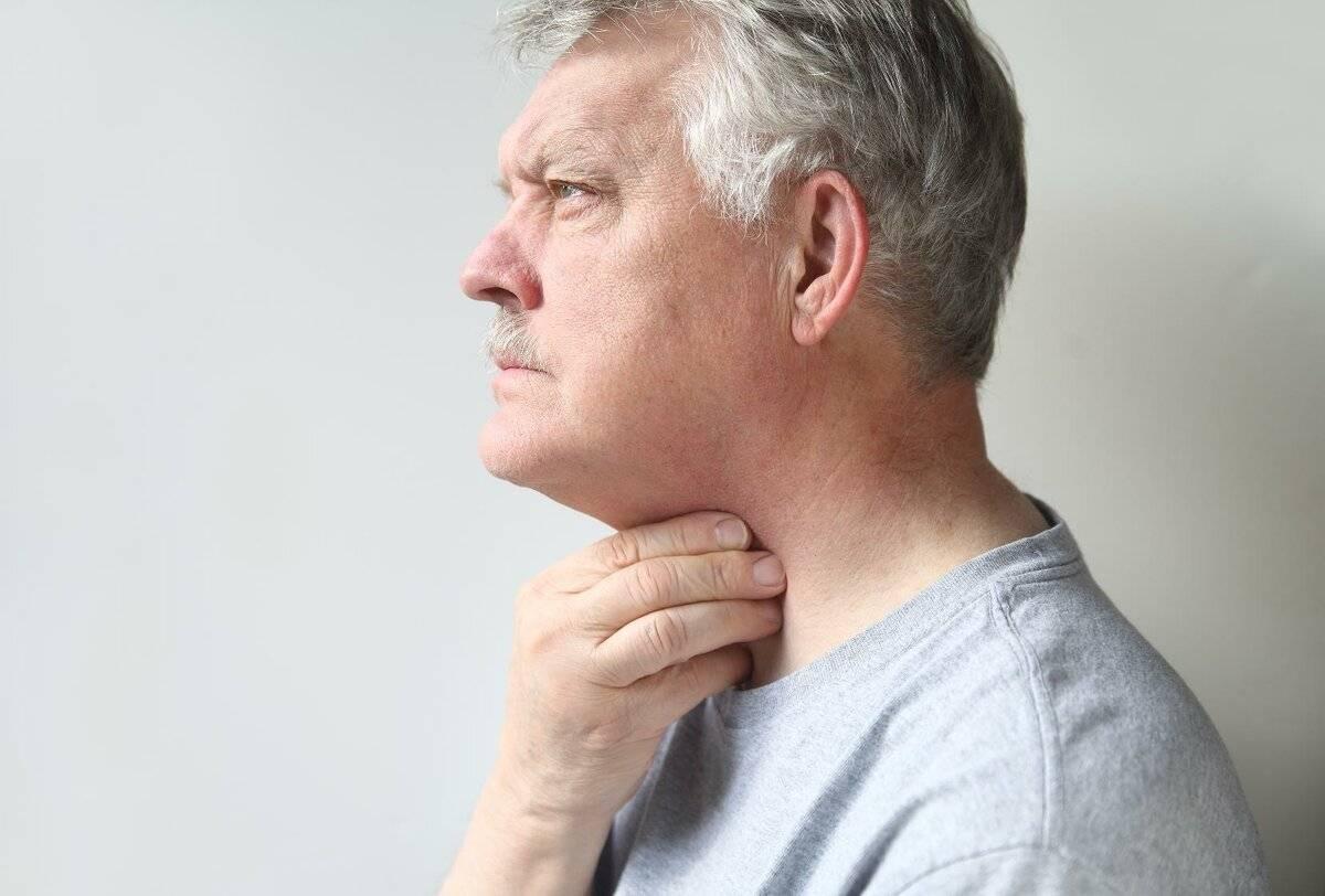 Ком в горле - симптомы и причины