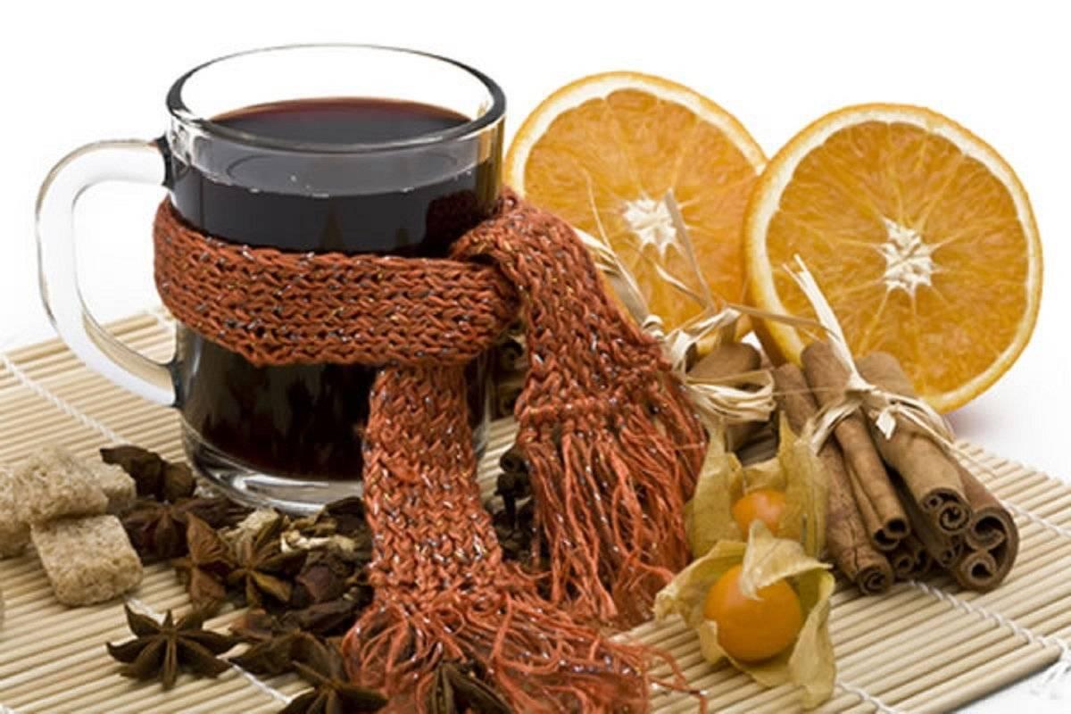 Лечение кашля красным вином