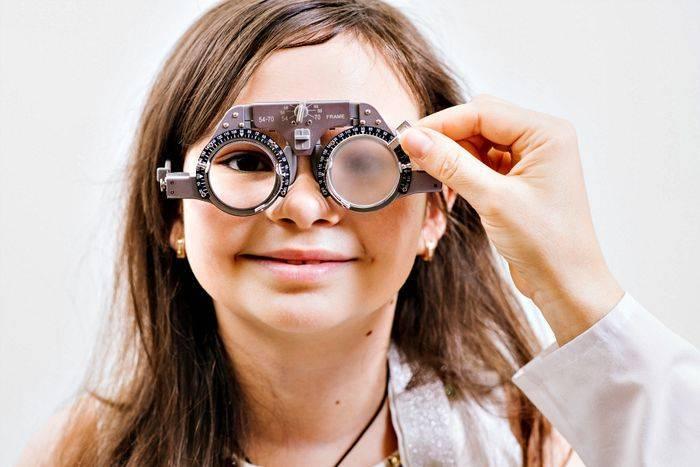 дальнозоркость очки