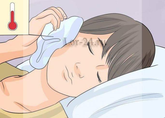 Прогревание ушей солью при отите