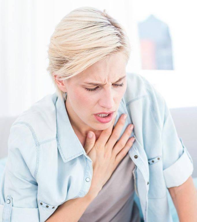 Удушающий кашель у взрослого лечение