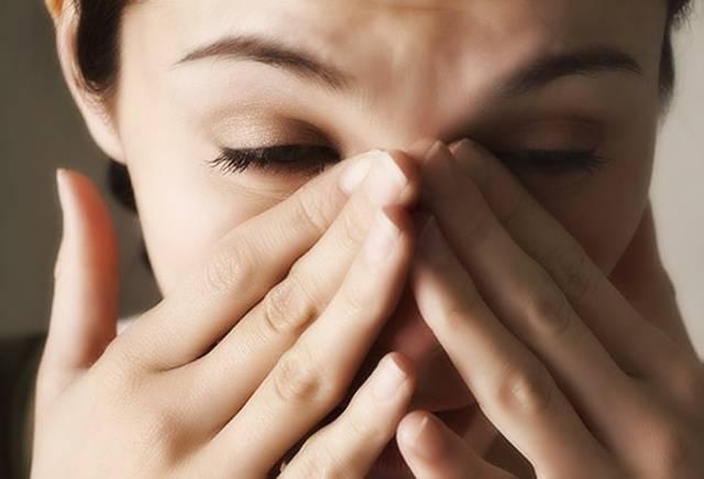 насморк головная боль без температуры