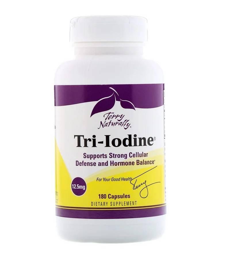 Лучшая поддержка для вашей щитовидки: йодосодержащие препараты