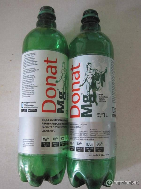 Минеральная вода для поджелудочной железы и печени