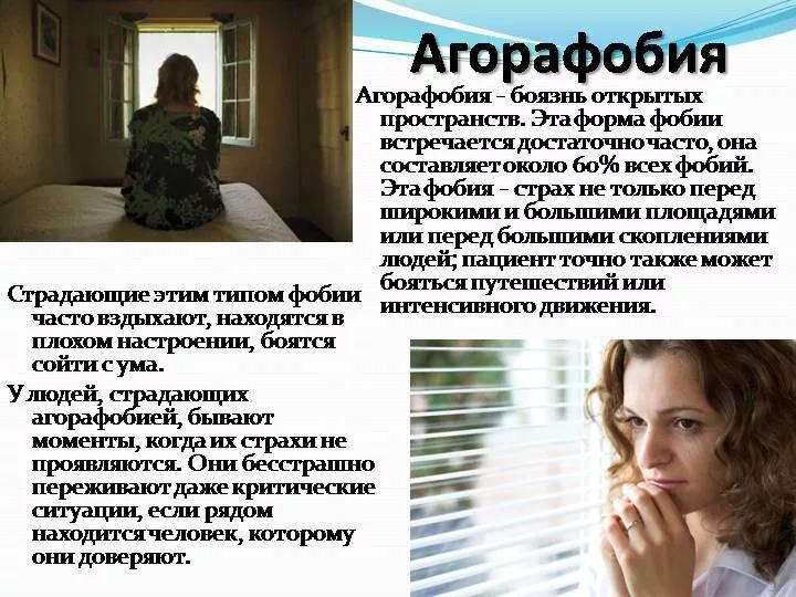 агорафобия лечение самостоятельно