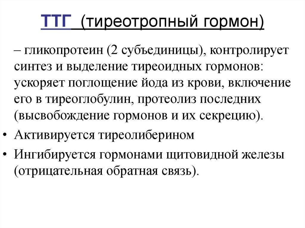 ттг т4 свободный