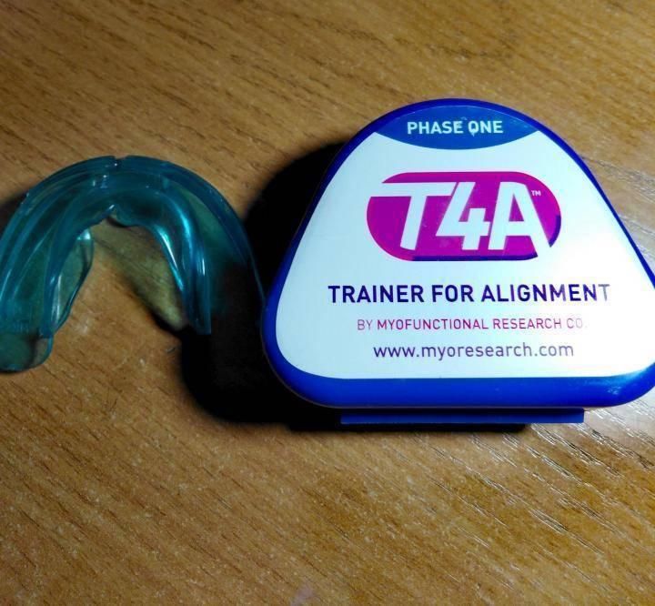Трейнер т4а – обзор ортодонтической конструкции