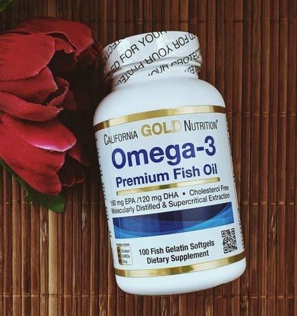 Омега-3 в борьбе с холестерином