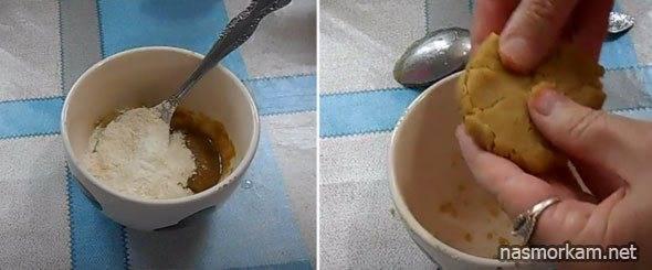 Как сделать лепешку от кашля