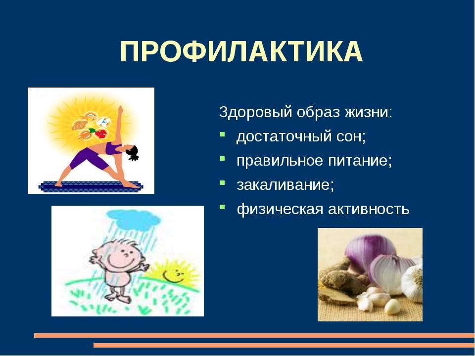 Ангина - лечение, осложнения и профилактика