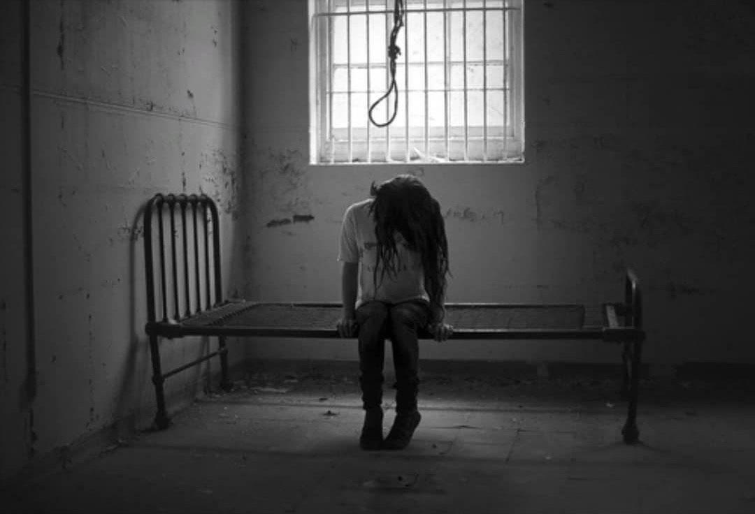 смерть от депрессии