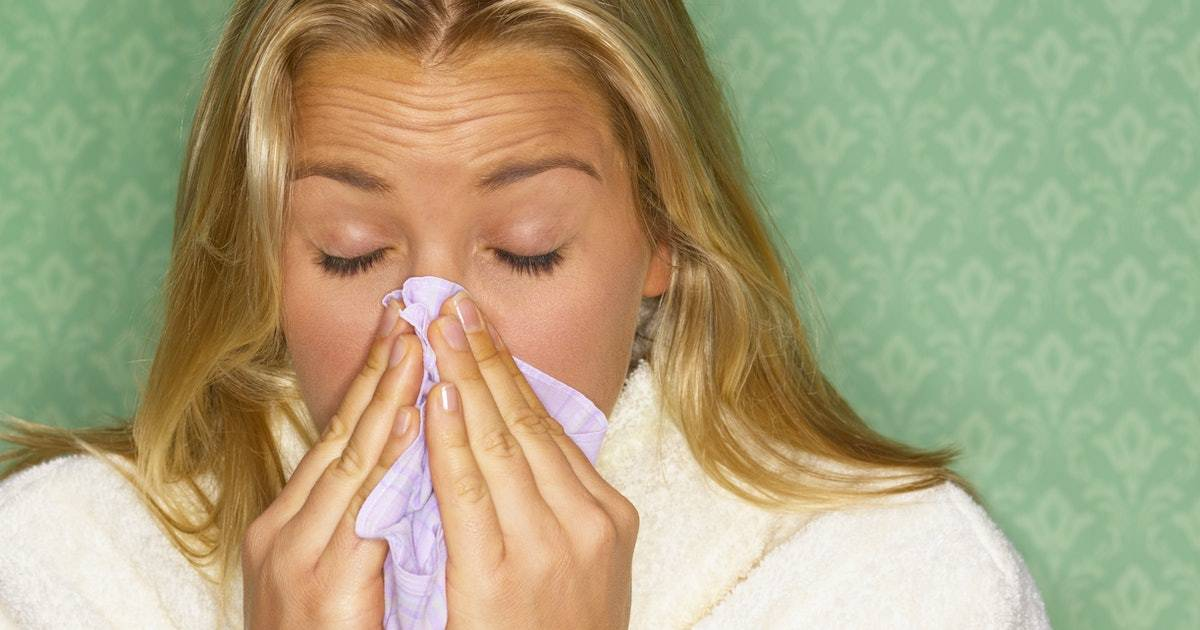 першение в горле и сухой кашель ночью