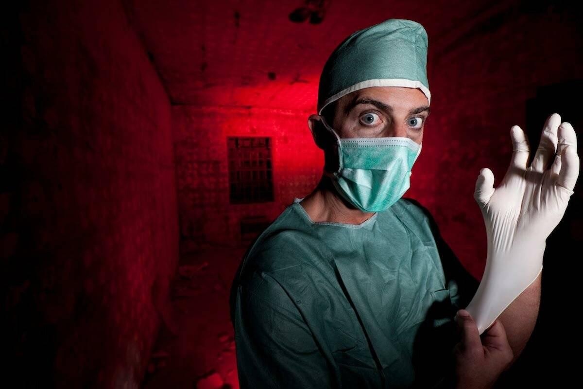 боязнь врачей и больниц