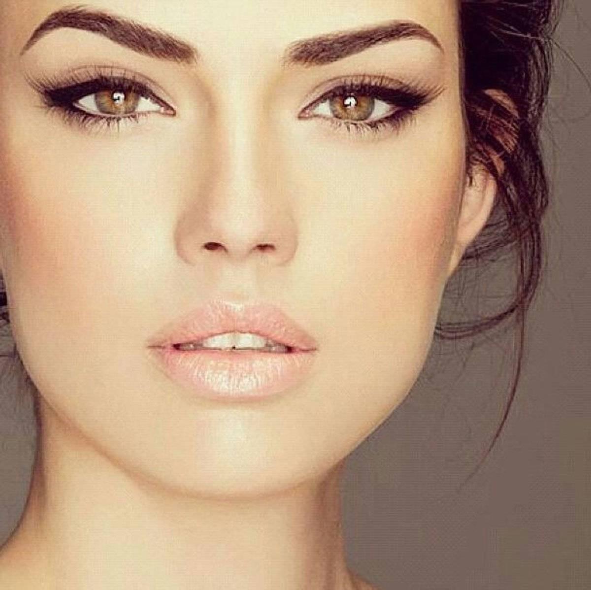 Как определить форму глаз. как определить форму и тип глаз, подобрать к ним макияж