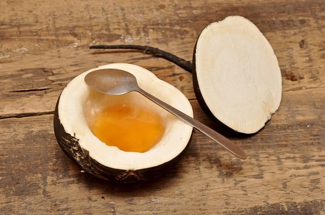 сок редьки с медом от кашля