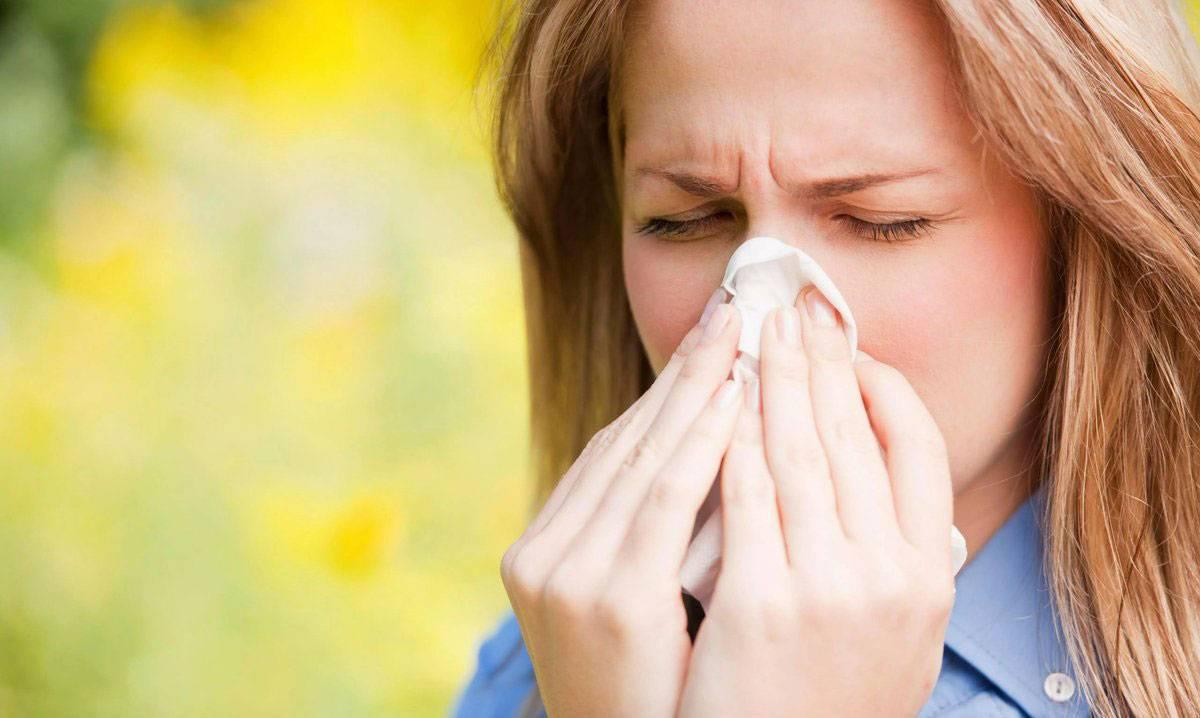 Аллергический отек слизистой носа лечение