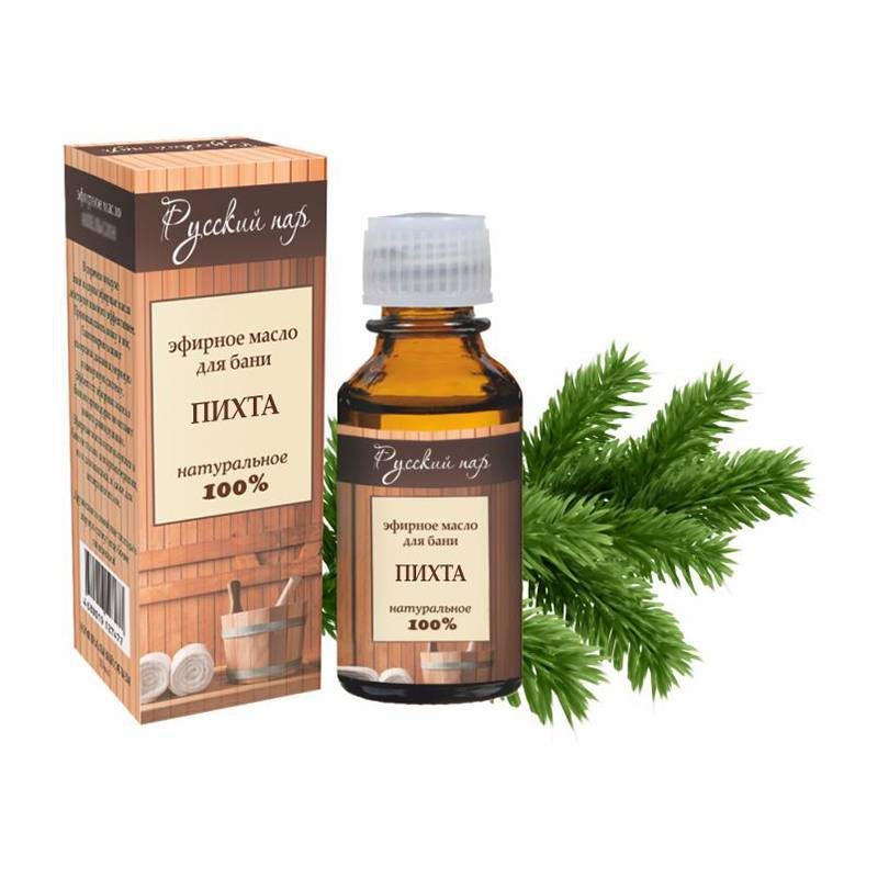 Как применять пихтовое масло от простуды и гриппа