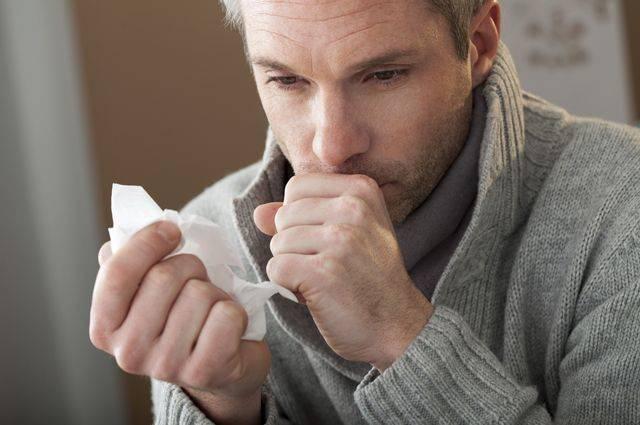 Причины возникновения и способы лечения кашля после ангины