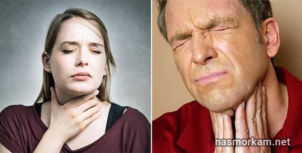 Почему от курения кашель