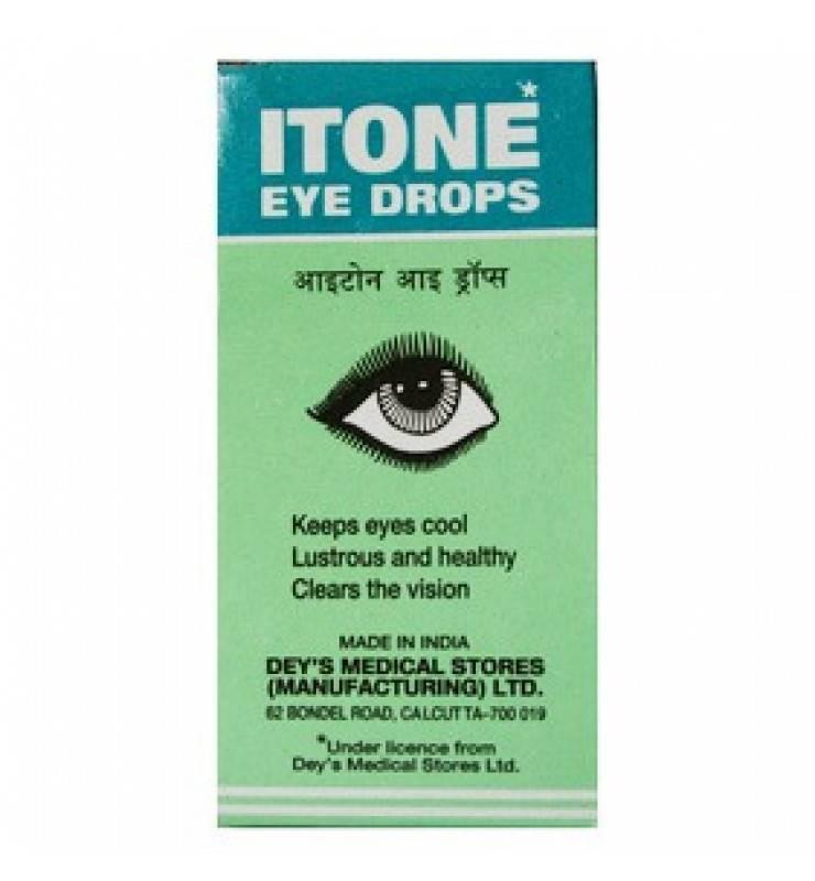 Профилактические капли для глаз