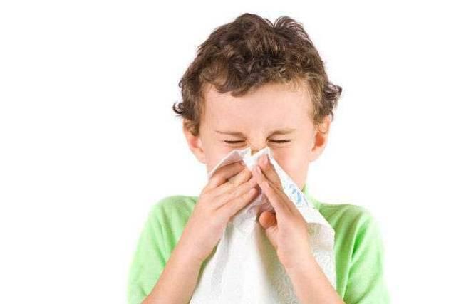у ребенка 6 месяцев кашель и насморк без температуры