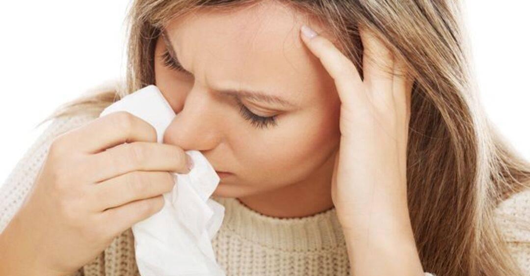 Кровь из носа у беременных: причина и лечение