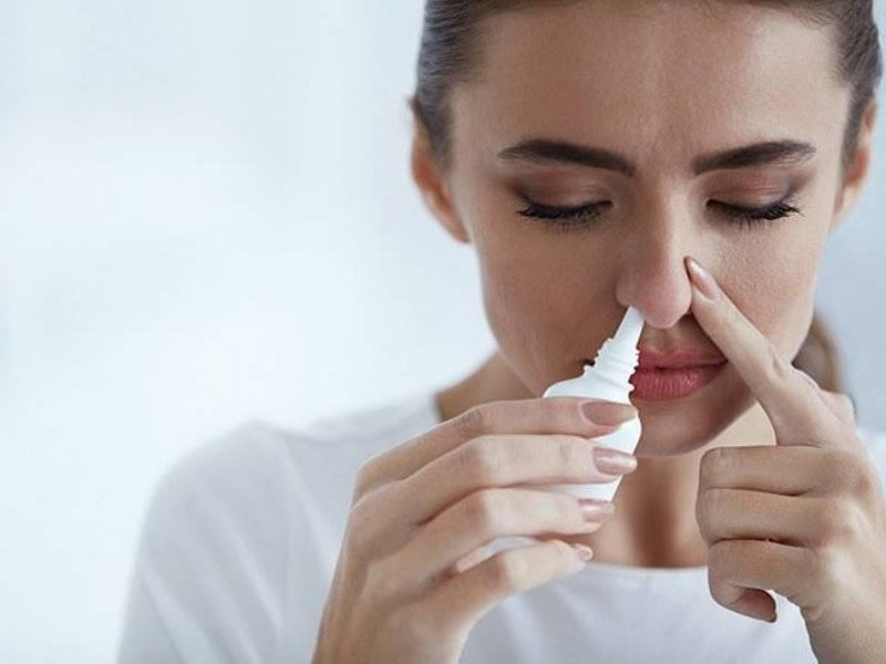 Симптомы и терапия аллергического гайморита